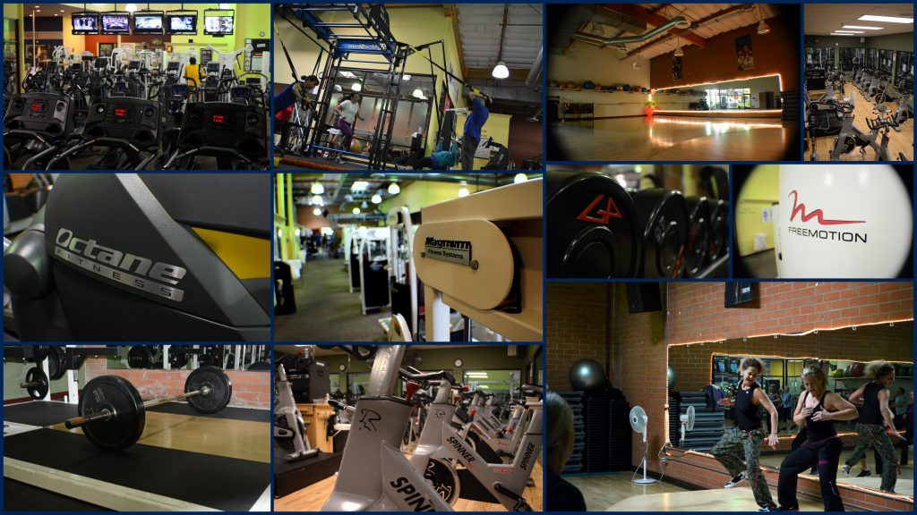 FitnessWorks Facility