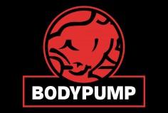 BodyPump circle black