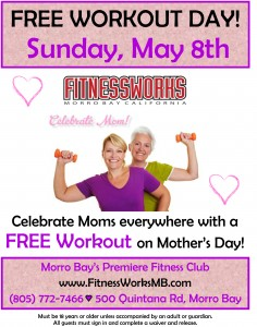 FREE Workout Day - Mother's Day